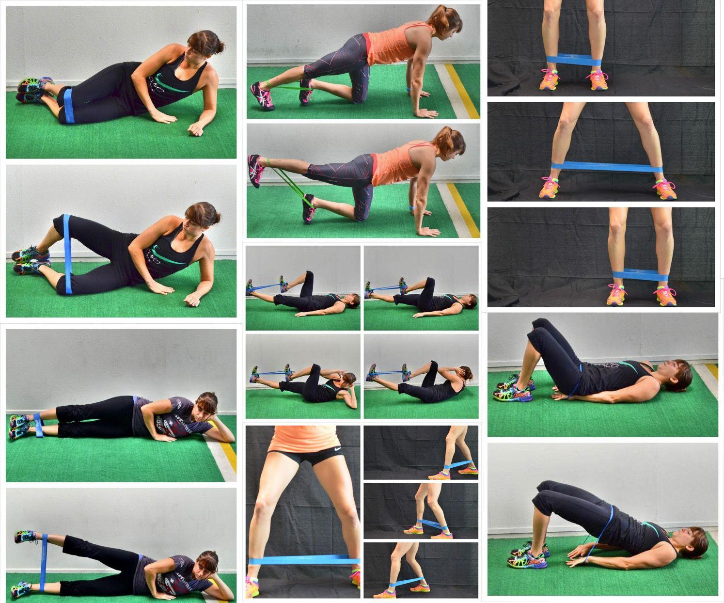 Уроки похудения ног
