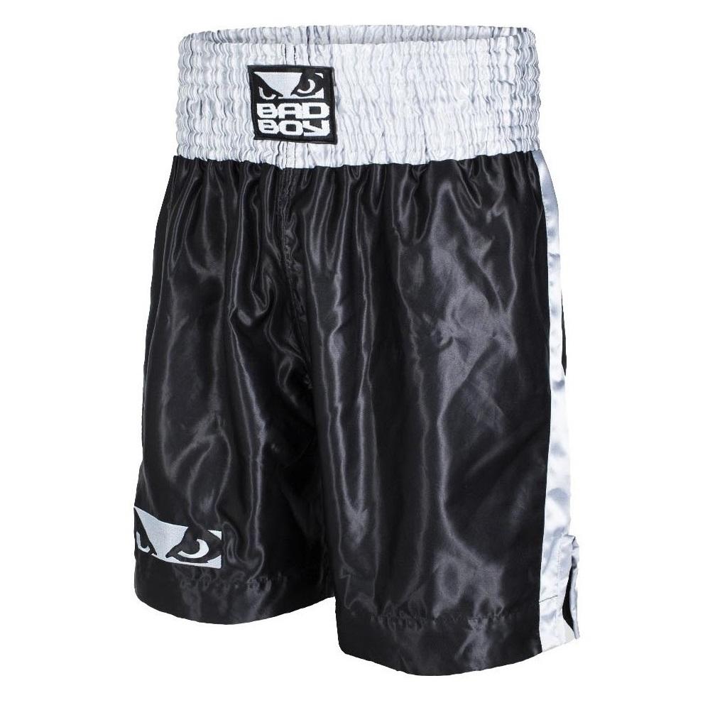 Купить Шорты Bad Boy Boxing Shorts - Black, 6175_bk