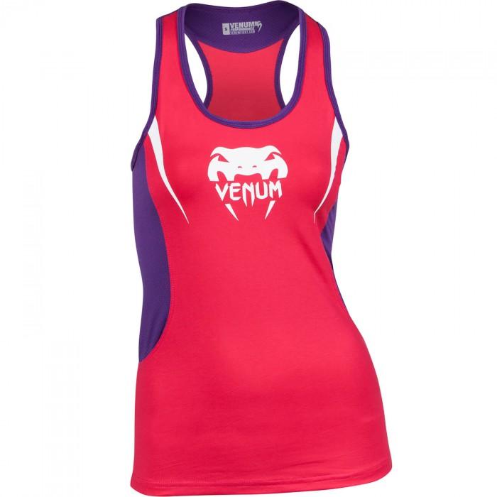Майка женская Venum Body Fit Tank Top - Pink/Purple, 3093_pk_pr  - купить со скидкой