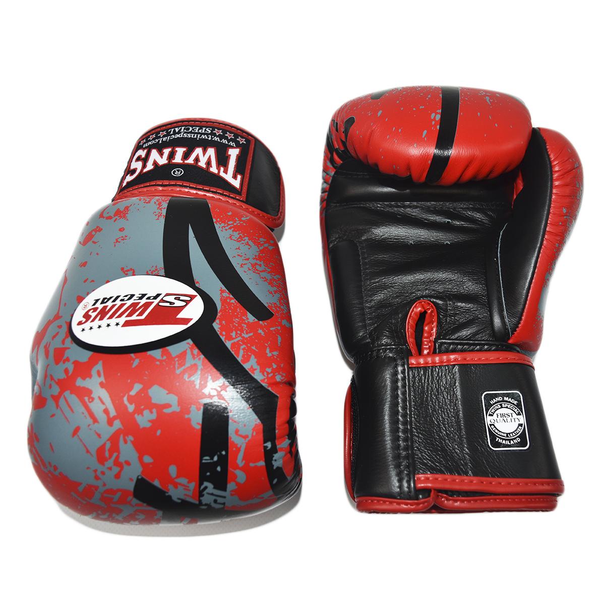 Купить Перчатки для бокса Twins Special FBGV-38 (Red), 3286_rd_bk_gy