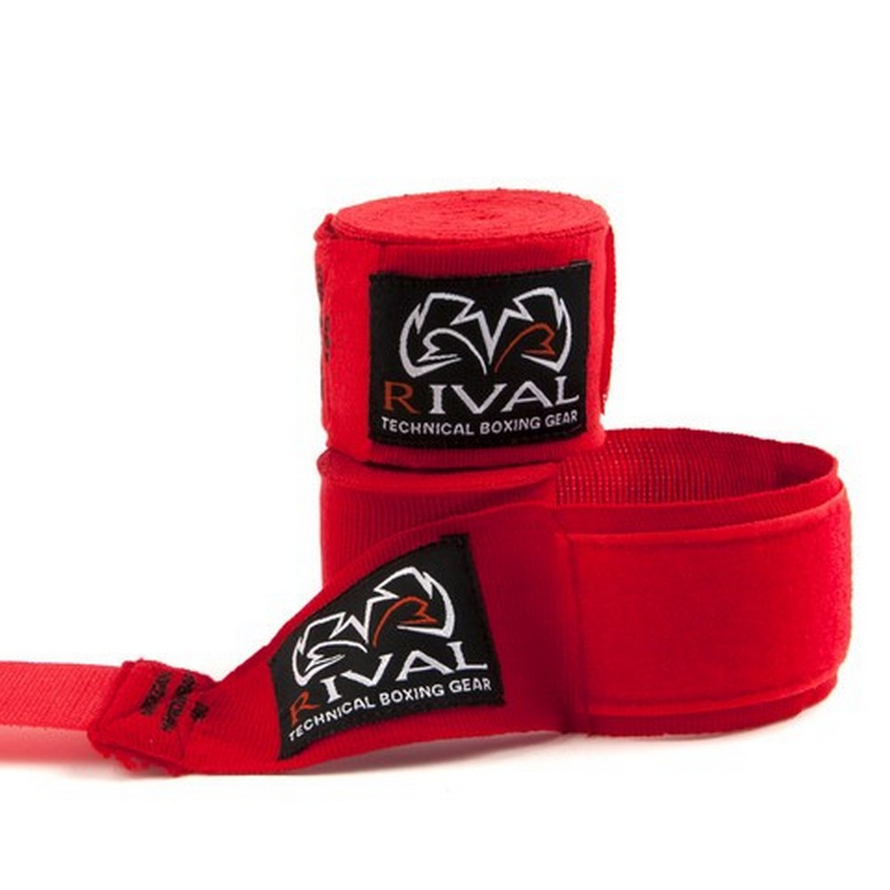 Бинты Rival Mexican Handwraps Red 120