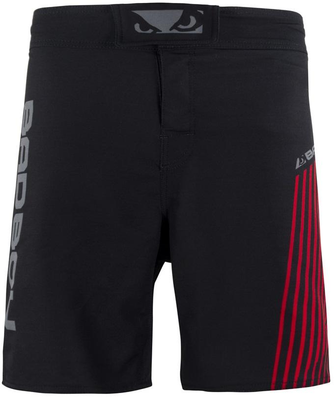 Купить Шорты Bad Boy Evo Shorts Black/Red Уценка (М), 6720_bk_rd