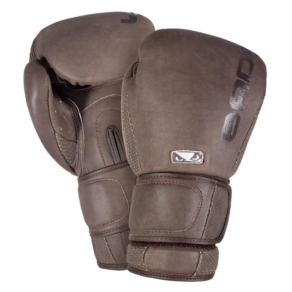 Купить Перчатки для бокса Bad Boy Legacy 2.0 Boxing Gloves - Brown , 4330_br