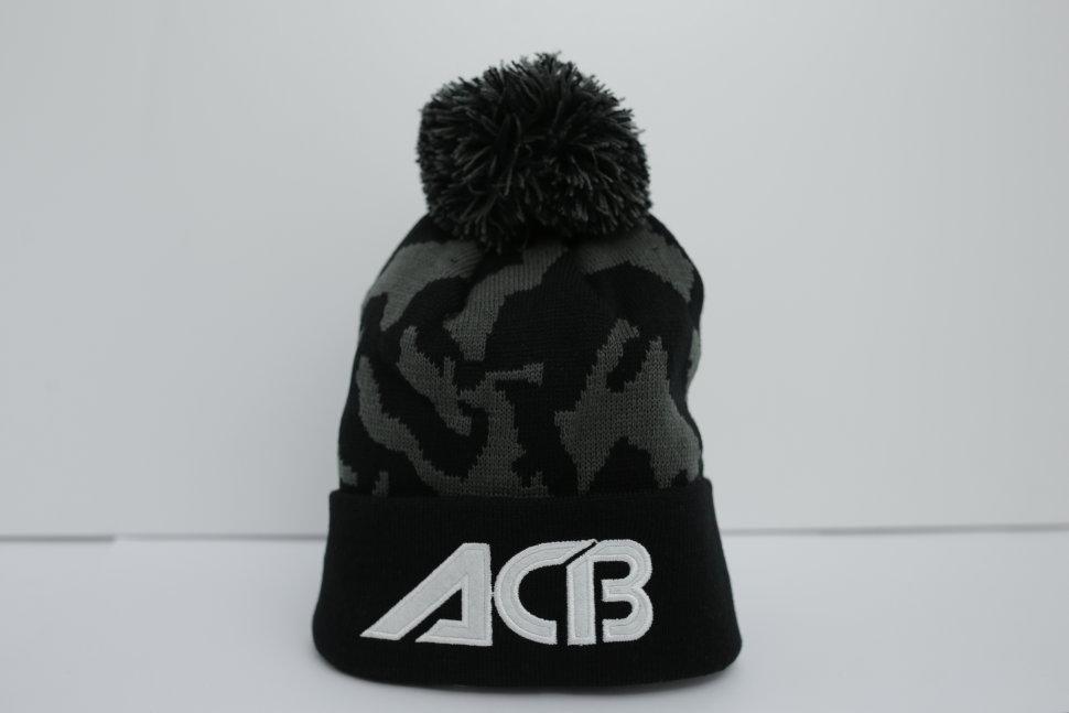 Купить Шапка Iamfighter ACB Black Camo, 6314_bk_cm