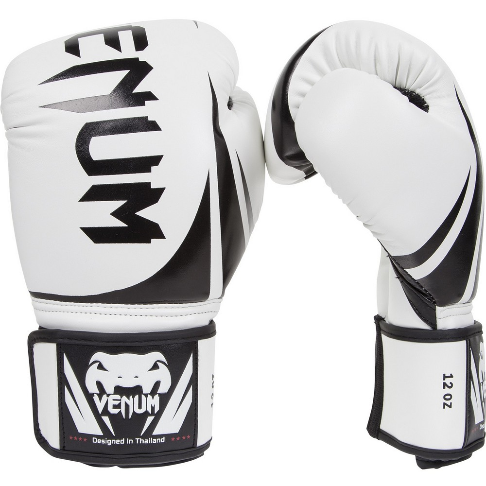 Перчатки для бокса Venum Challenger 2.0 Boxing Gloves - Ice, 4109_wh  - купить со скидкой