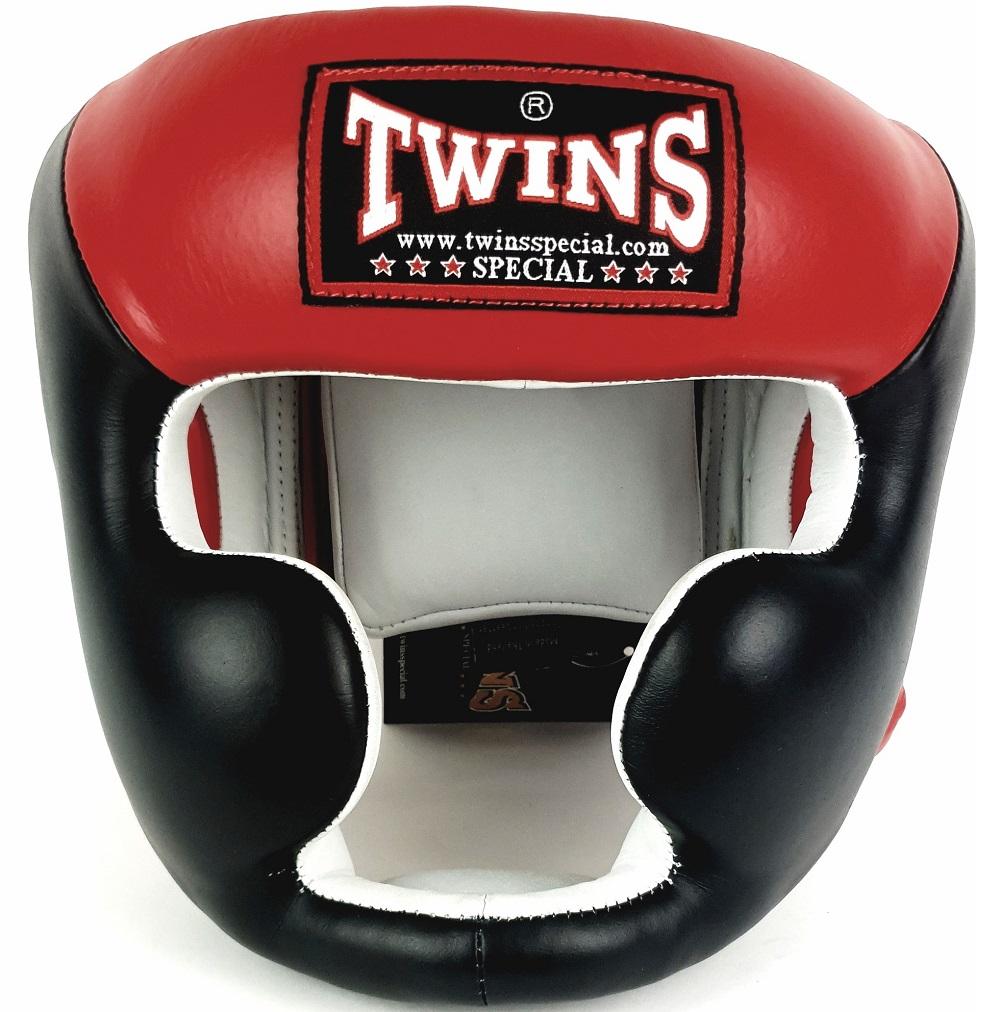 Купить Шлем Twins Special HGL-3T Black/Red, 3707_bk_rd
