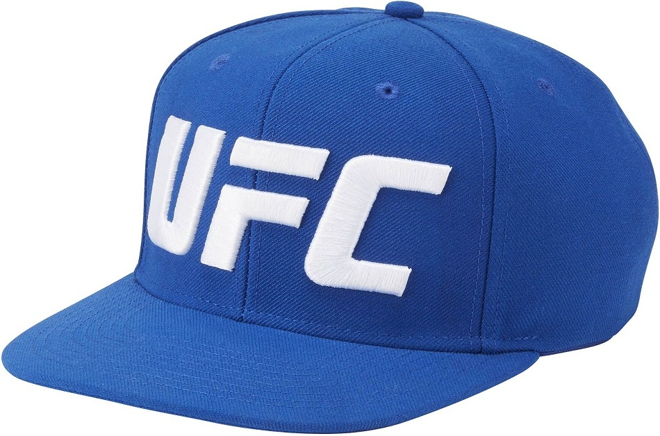 Купить Бейсболка/Кепка UFC/Reebok Blue&, 5013_bl