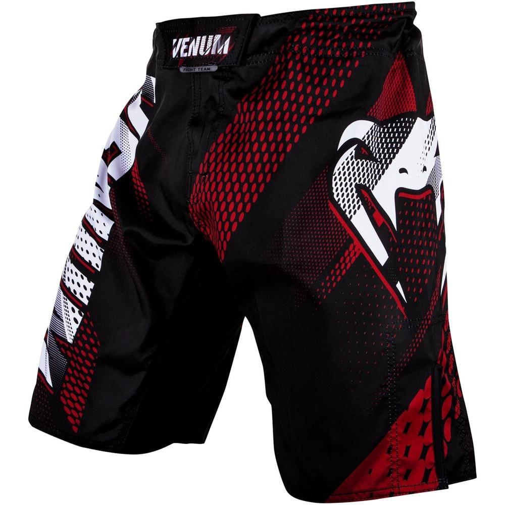 Купить Шорты Venum Rapid Fightshorts - Black/Red, 4598_bk_rd
