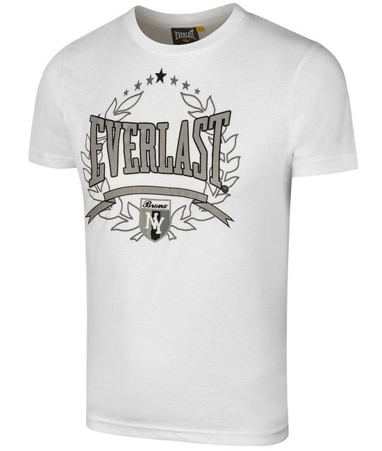 Купить Футболка детская Everlast NY T-shirt White, 5896_wh