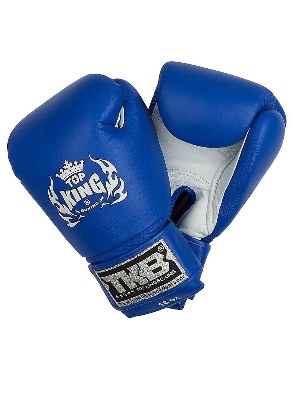 Купить Перчатки для бокса Top King TKBGUV-144 Blue, 6420_bl
