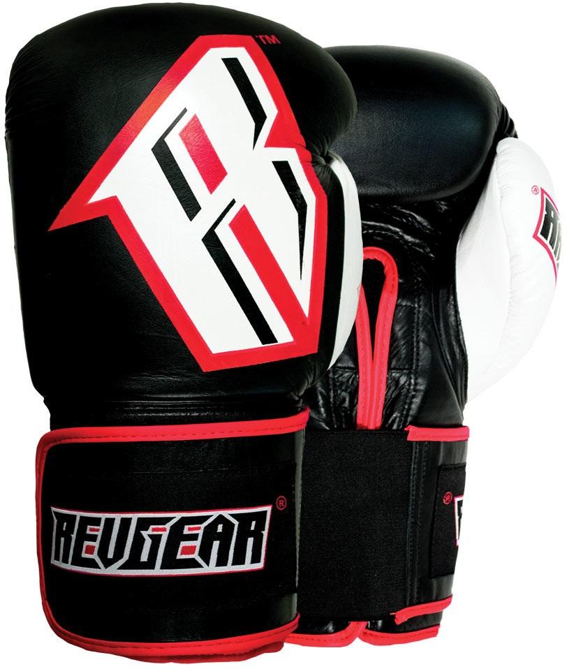 Купить Перчатки для бокса Revgear S3 Sentinel Pro Black, 6636_bk