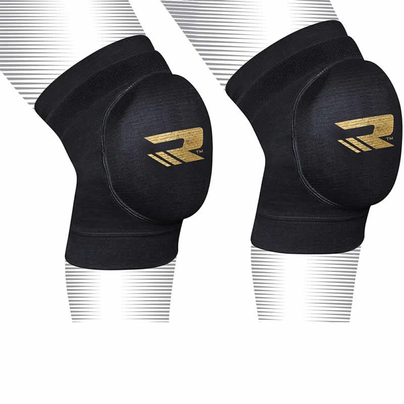 Купить Наколенники RDX Knee Pads Уценка (L), 5534_bk
