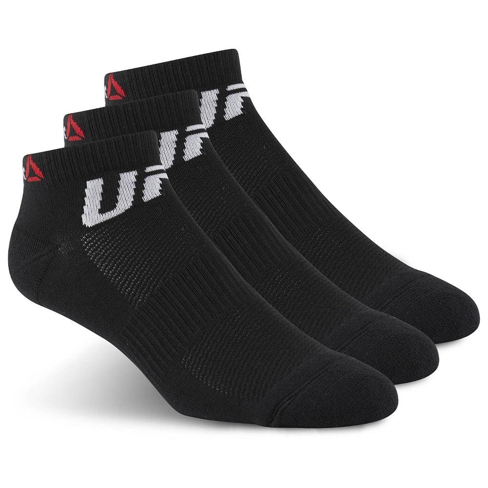 Купить Носки UFC/Reebok Fan Inside Black, 5008_bk