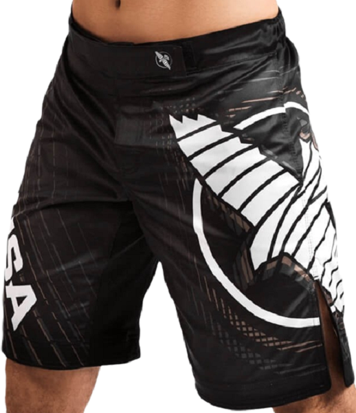 Купить Шорты Hayabusa Chikara 4 Fight Shorts - Black, 6688_bk