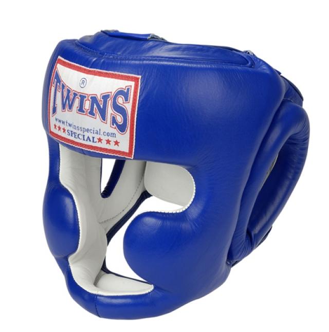 Купить Шлем Twins Special HGL-3 Headguard Уценка (XL), 6021_bl