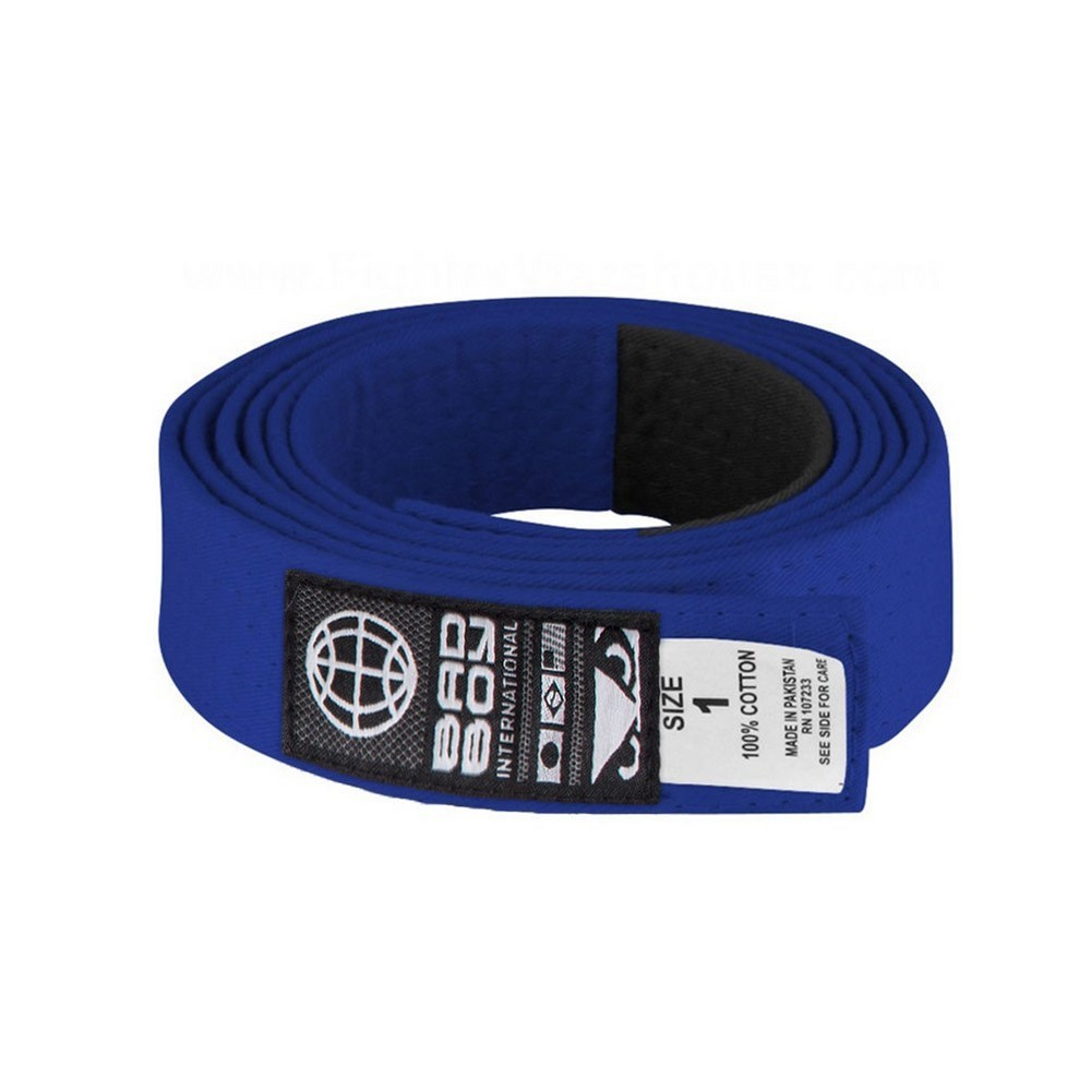 Пояс Bad Boy BJJ Belt - Blue