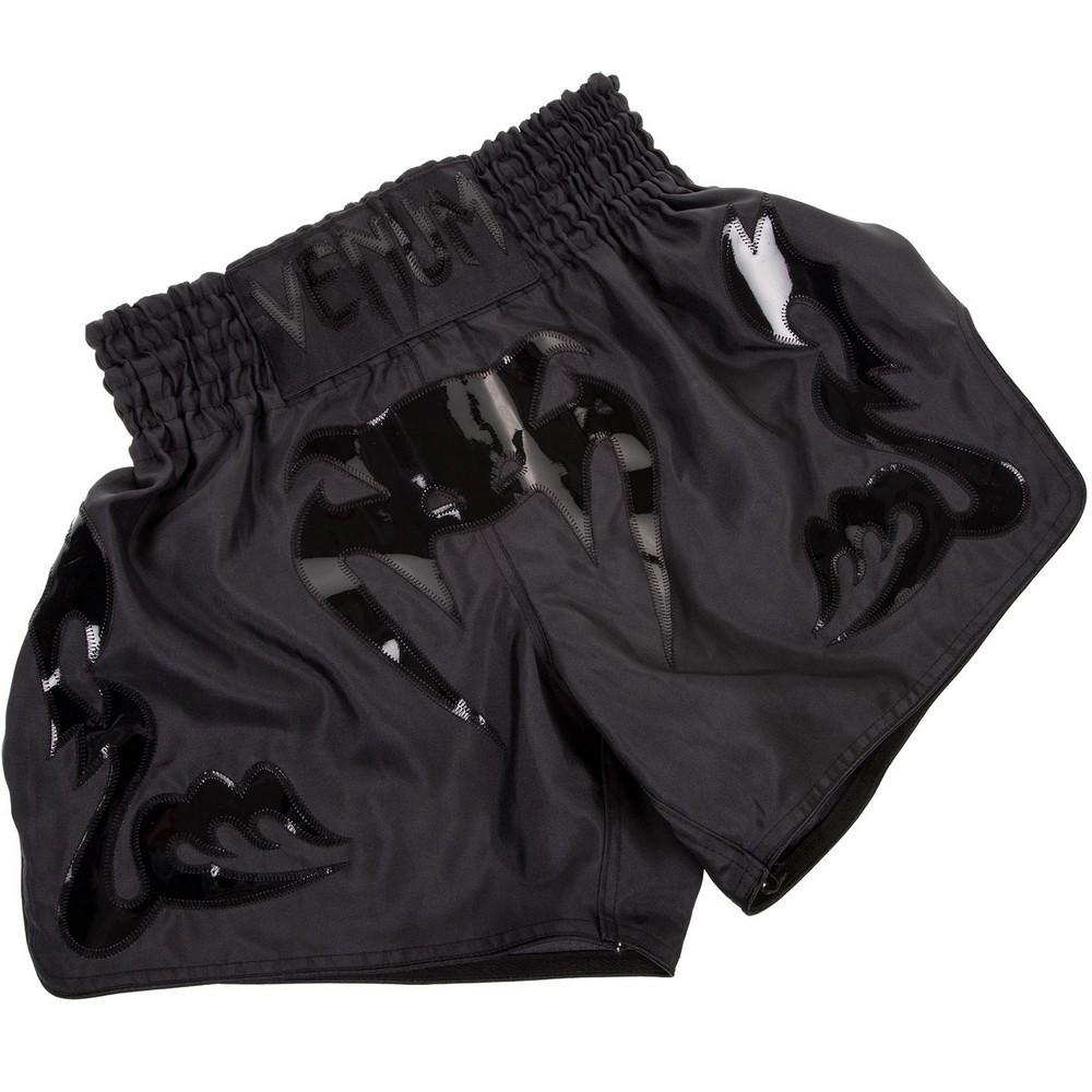 Купить Шорты Venum Bangkok Inferno Muay Thai Shorts Matte/Black&, 4084_bk
