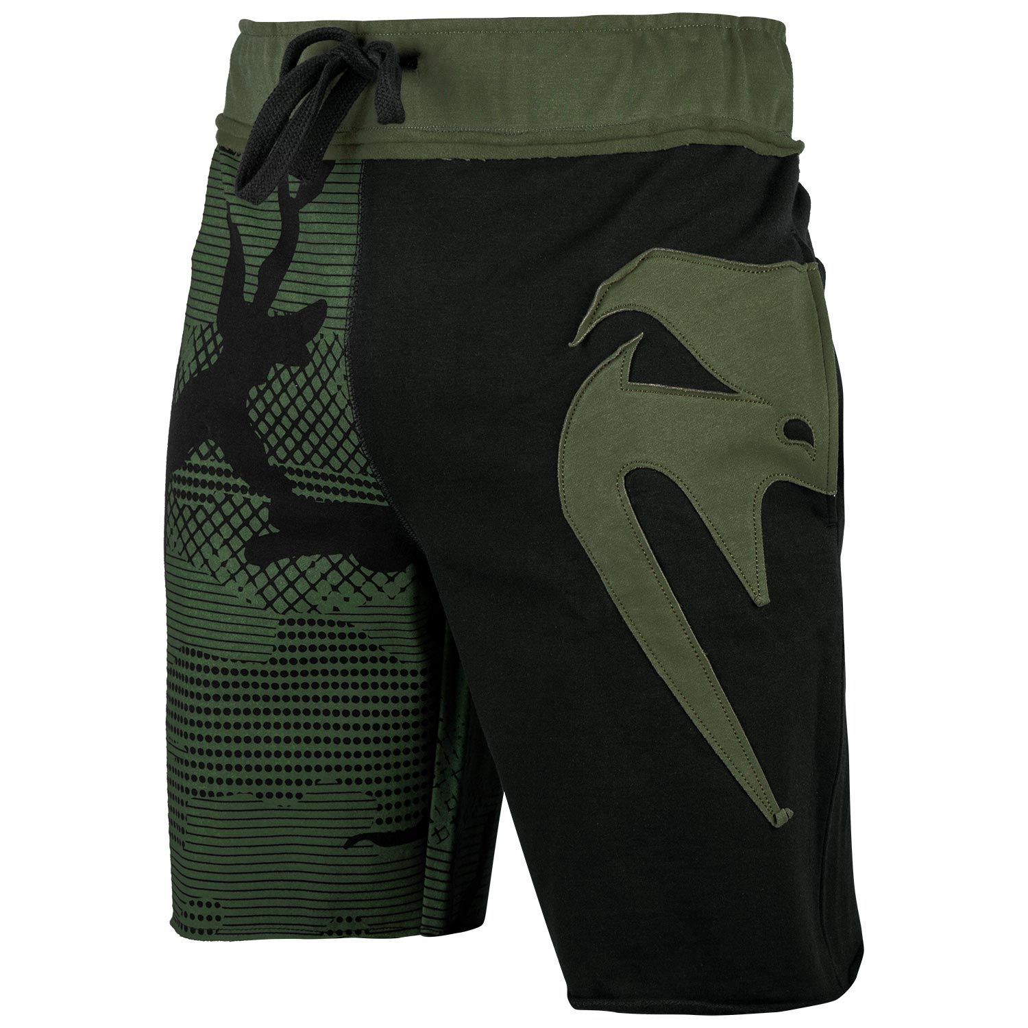 Шорты Venum Assault Cotton Shorts Khaki/Black