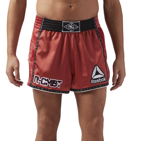 Купить Шорты UFC/Reebok Combat Prime Thai Red, 5386_rd