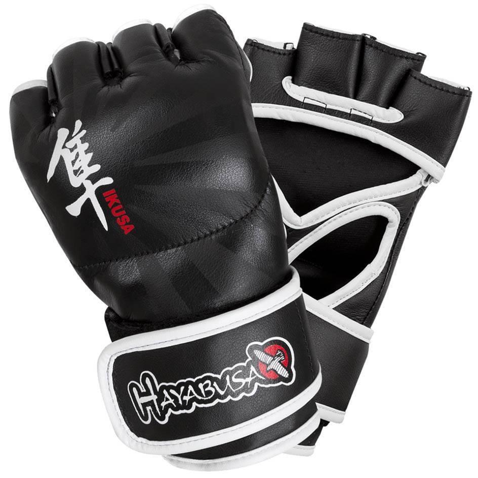 Купить Перчатки для ММА Hayabusa Ikusa 4oz MMA Gloves - Black &, 9386_bk