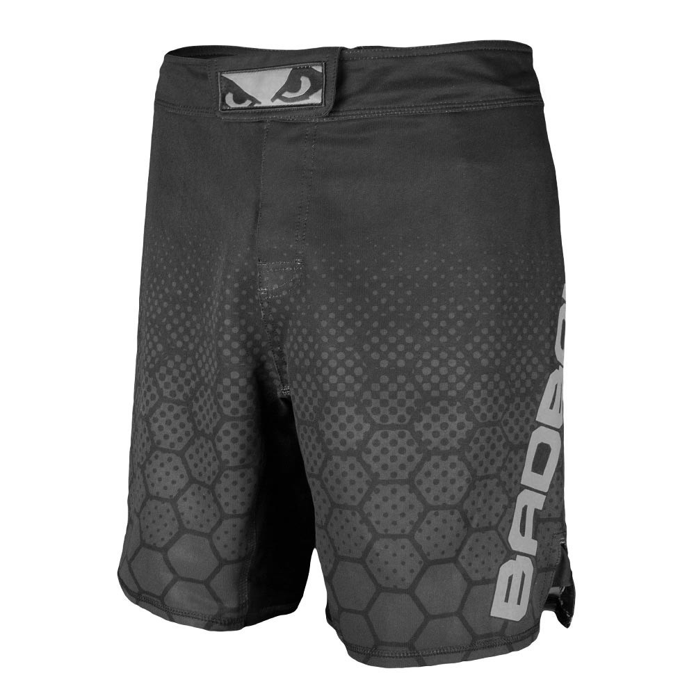 Купить Шорты Bad Boy Legacy 3.0 Shorts - Black/Grey, 3877_bk_gy