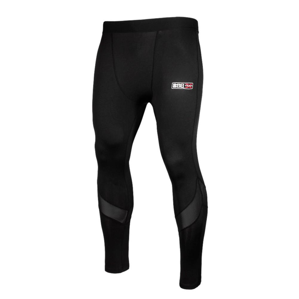 Купить Компрессионные штаны Bad Boy X-Train Compression Spats - Black, 5216_bk
