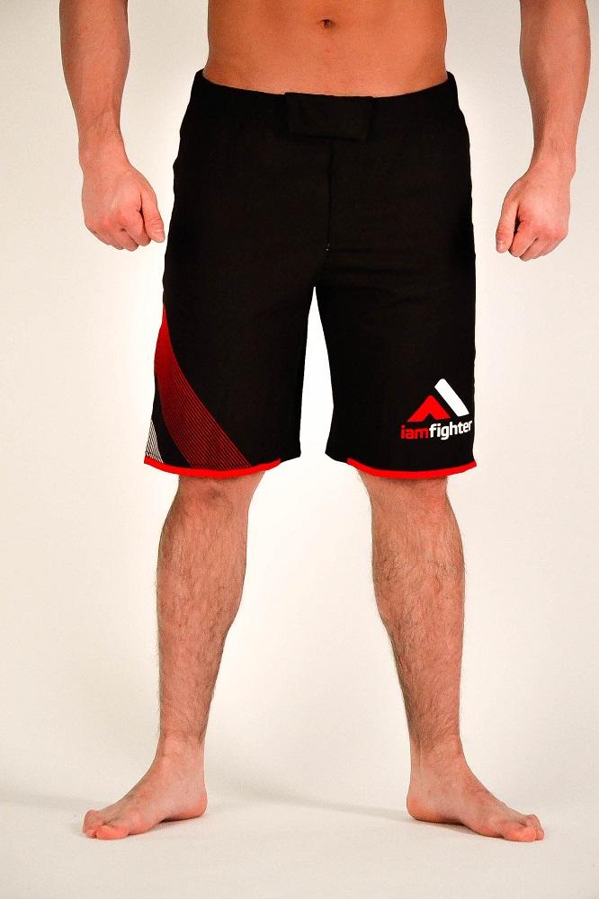 Купить Шорты Iamfighter MMA Shorts - Black, 5712_bk
