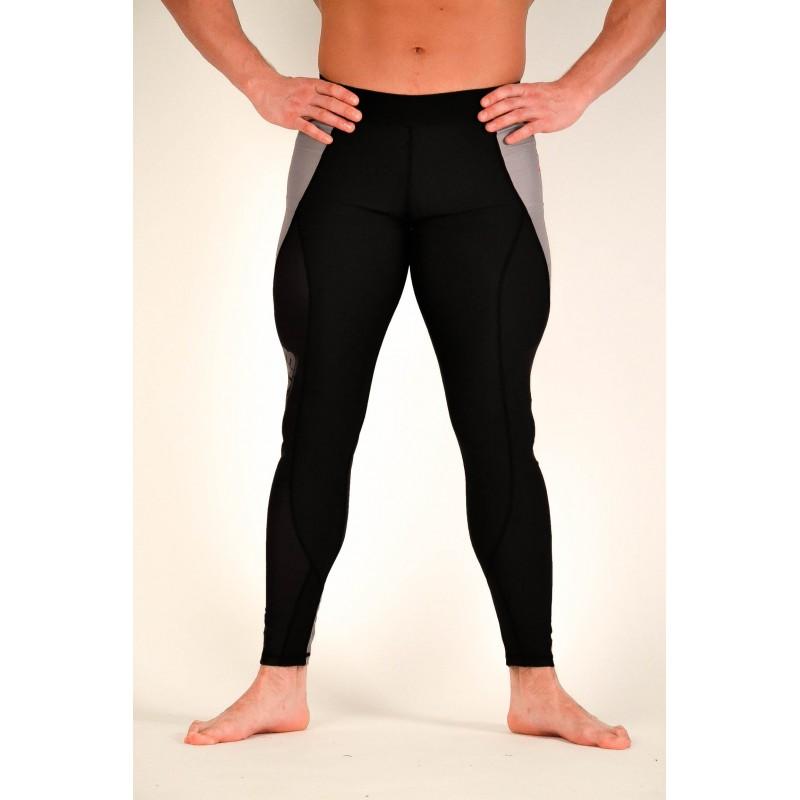 Купить Компрессионные штаны Iamfighter ACB - Black/Grey, 5704_bk_gy