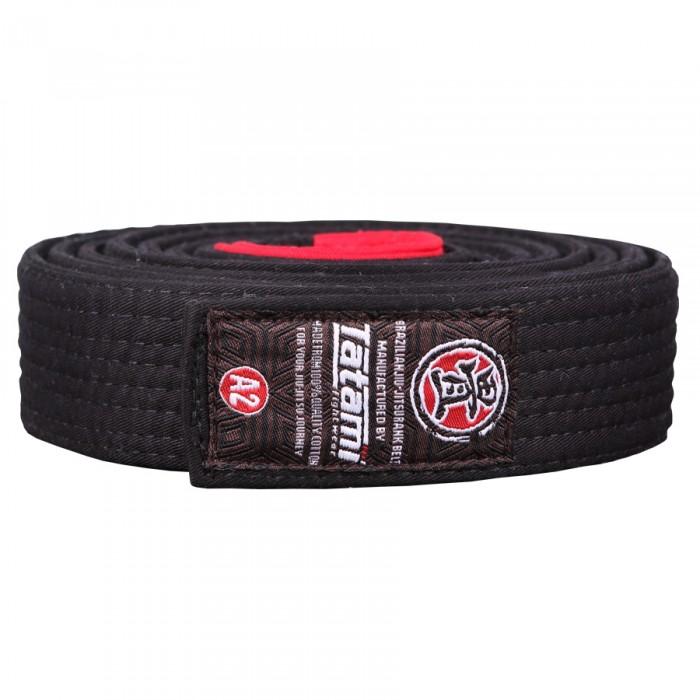 Купить Пояс Tatami Adult BJJ Rank Belt (Black), 9861_bk