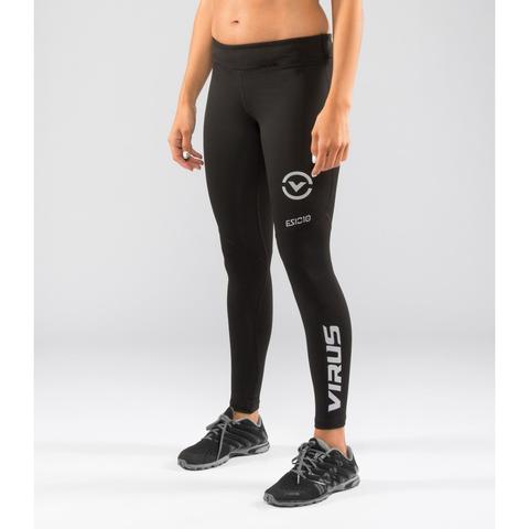 Купить Компрессионные штаны женские Virus V3 Pant ESIO10 - Black, 4698_bk