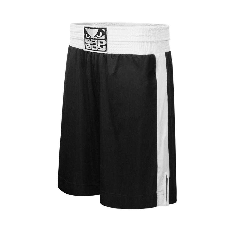 Купить Шорты Bad Boy Stinger Boxing Shorts - Black, 5211_bk