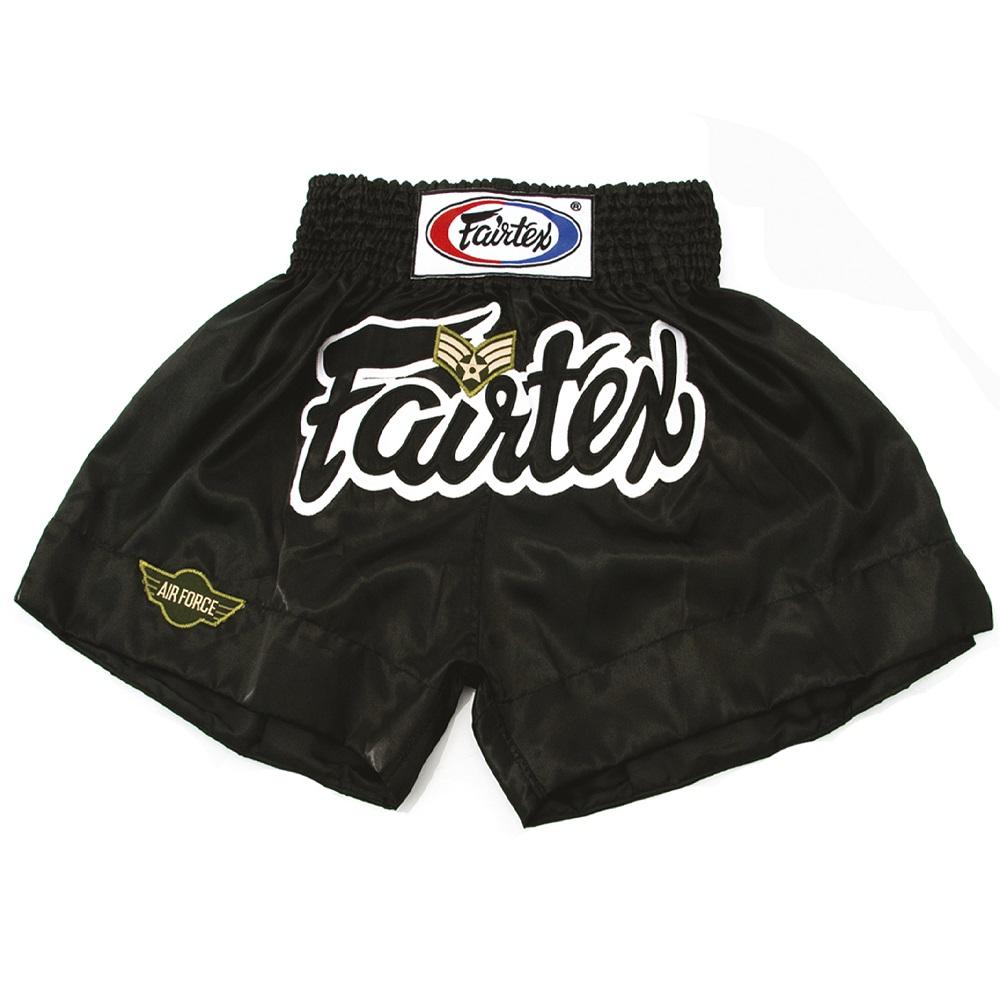 Купить Шорты Fairtex Muaythai Shorts BS0622 Black, 5089_bk