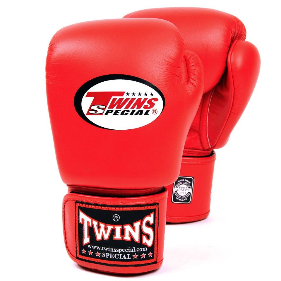 Купить Перчатки для бокса Twins Special BGVL-3 Red, 9920_rd
