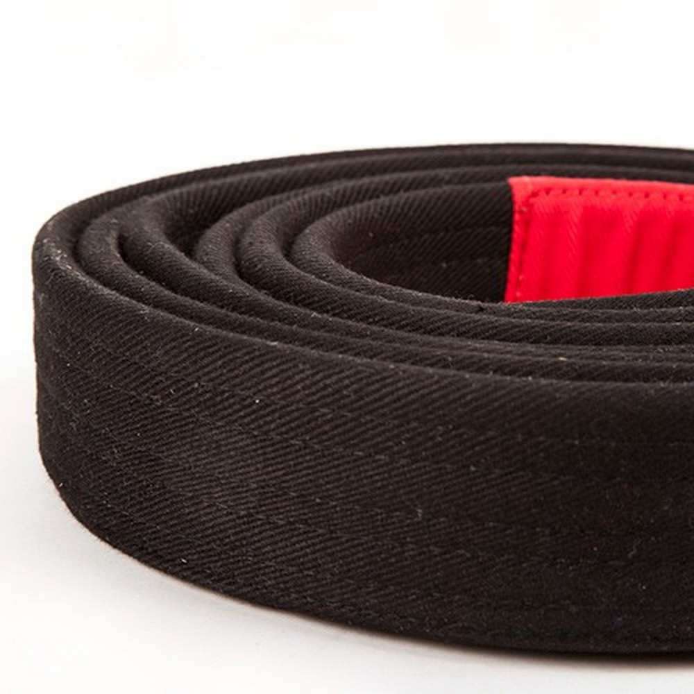 Пояс Venum BJJ Belt - Black фото 2
