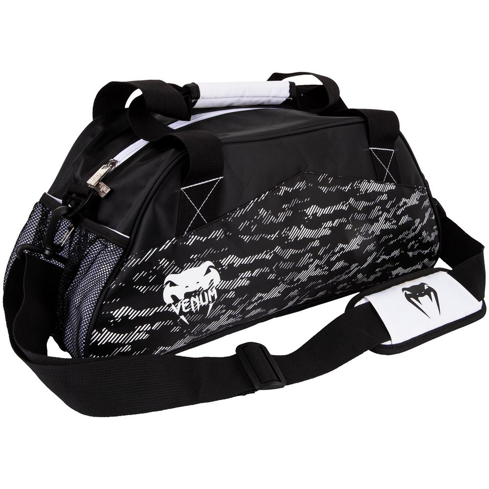 Купить Сумка Venum Camoline Sport Bag Black/White, 4548_bk