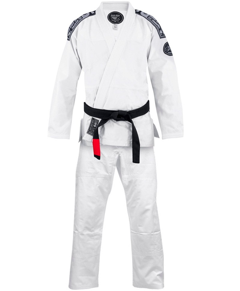 Кимоно Bad Boy Foundation BJJ Gi White