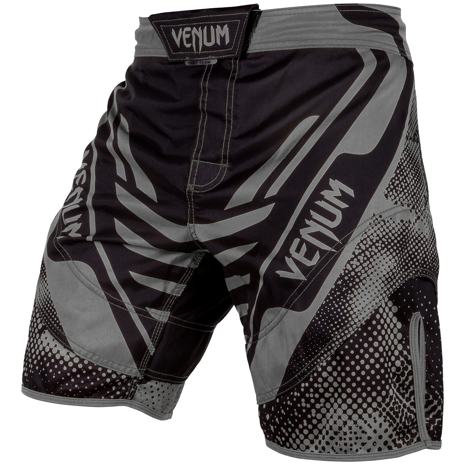 Купить Шорты Venum Technical Fightshorts Black/Grey, 4407_bk_gy