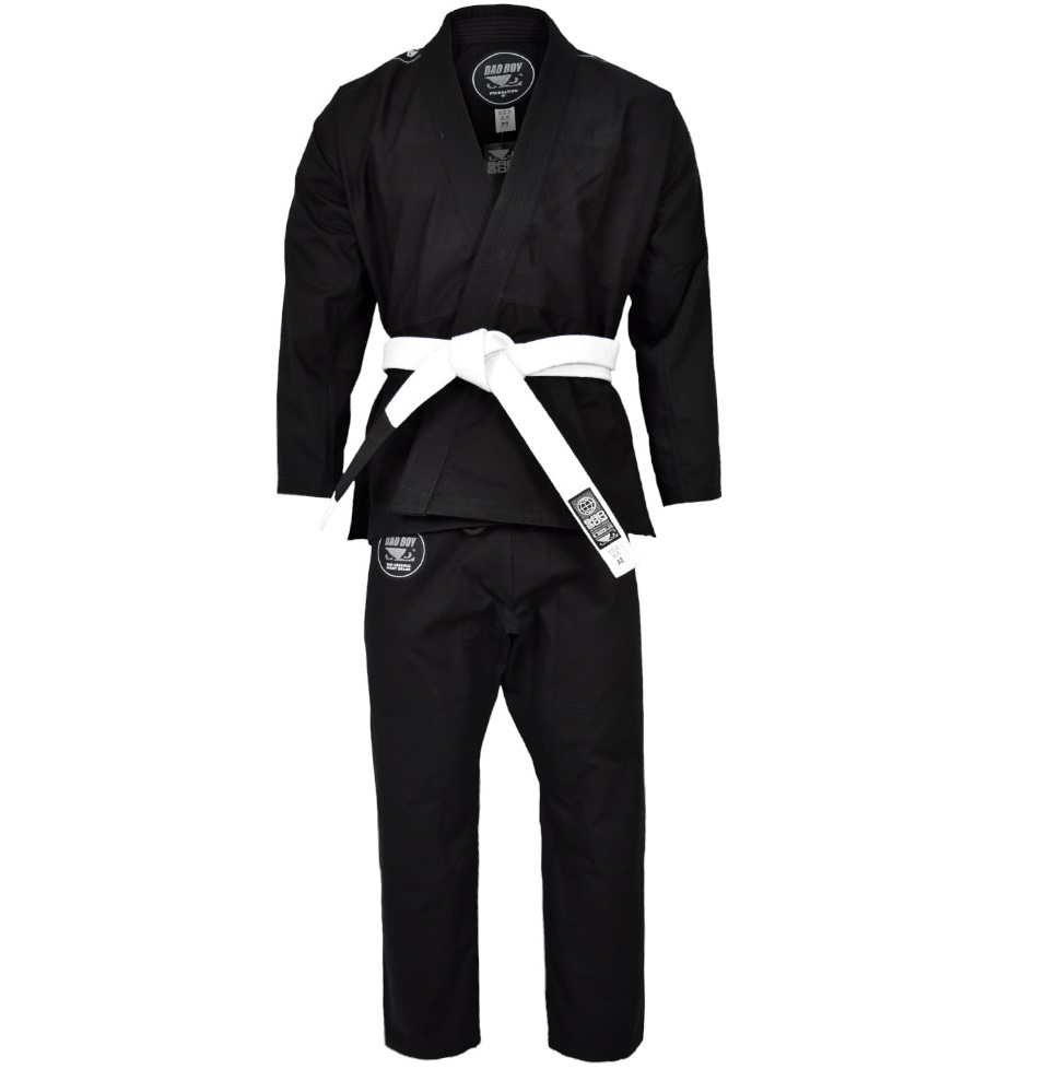Кимоно Bad Boy Foundation BJJ Gi Black