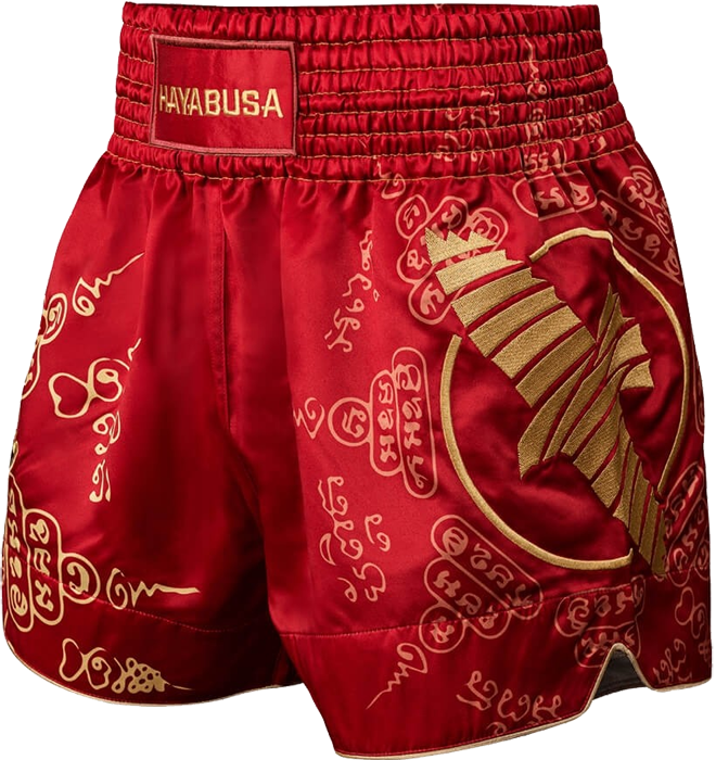 Купить Шорты Hayabusa Falcon Shorts Red, 6690_rd