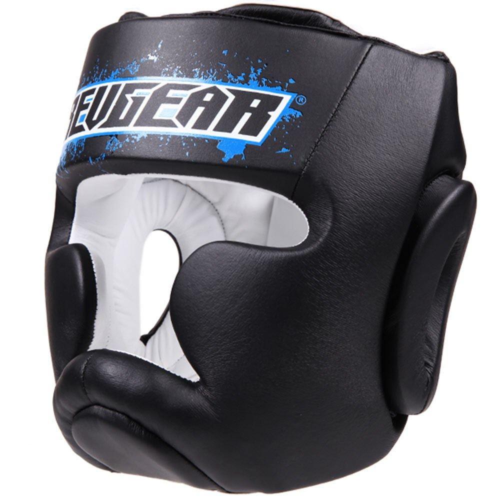 Купить Шлем для детей Revgear Kids Boxing Head Guard Blue, 6003_bk_bl
