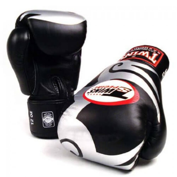 Купить Перчатки для бокса Twins Special FBGV-12S (Black), 3267_bk_sl