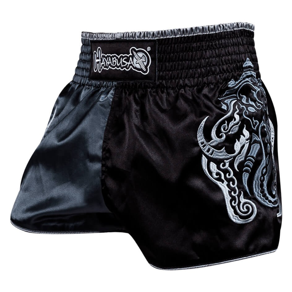 Шорты Hayabusa Wisdom Muay Thai Shorts - Grey