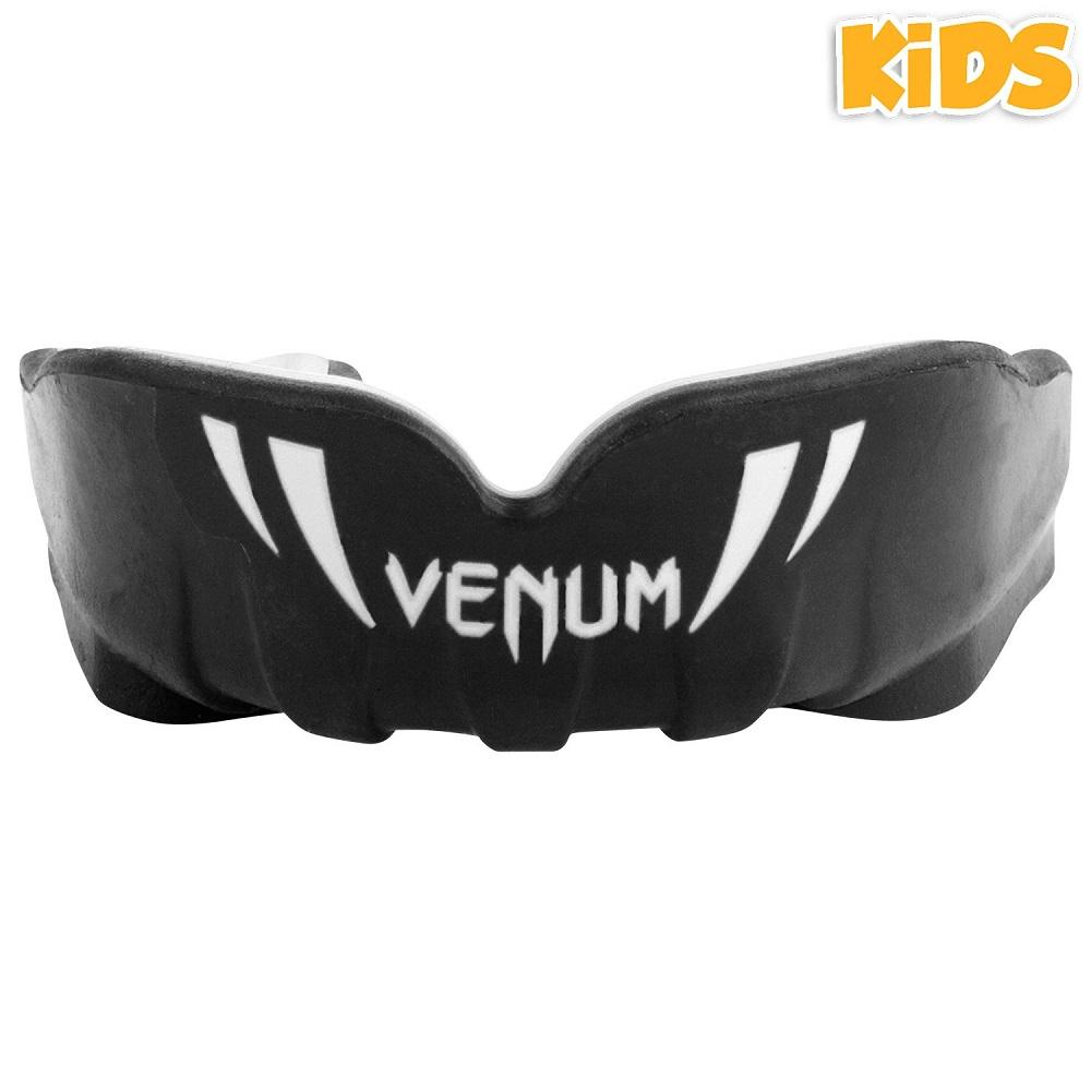Купить Капа Venum Challenger Kids Mouthguard - Black/White, 5222_bk_wh