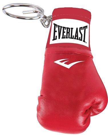 Купить Брелок для ключей Everlast Mini Boxing Glove Red, 5823_rd