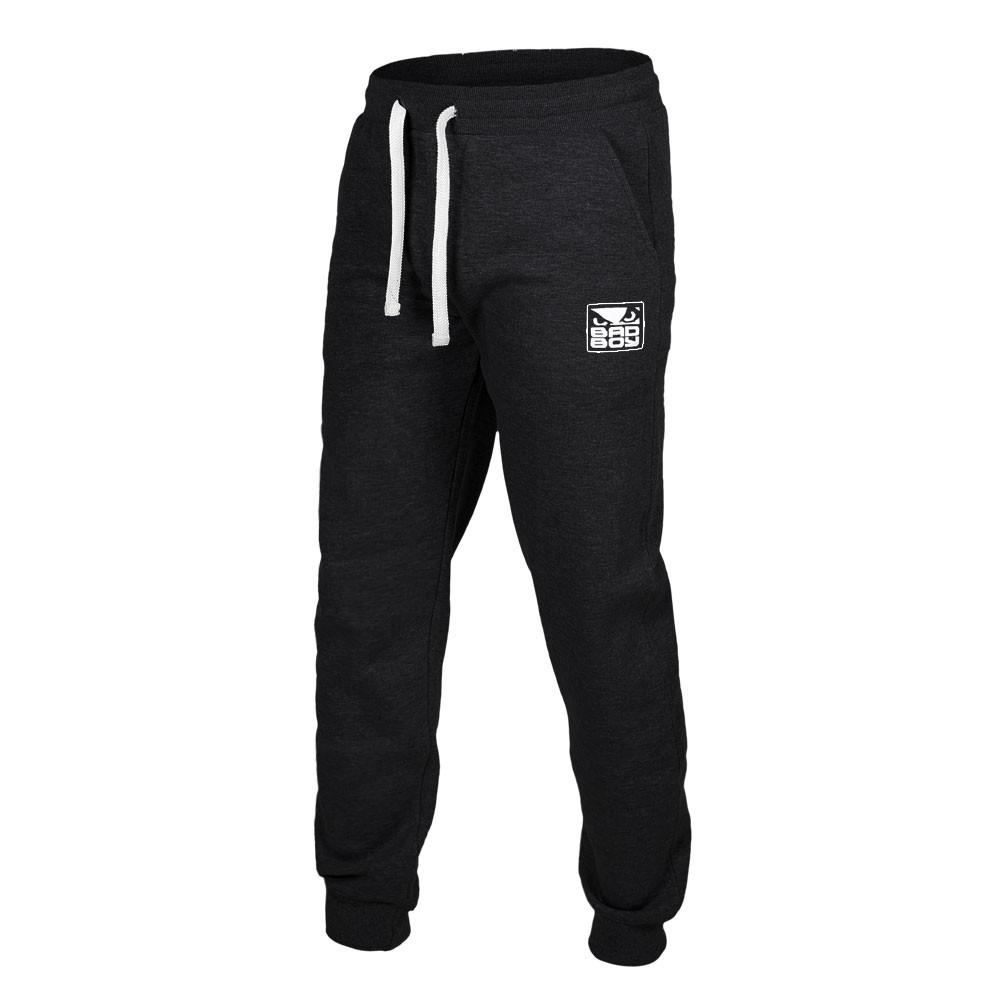 Купить Штаны Bad Boy Core Joggers - Black, 4273_bk