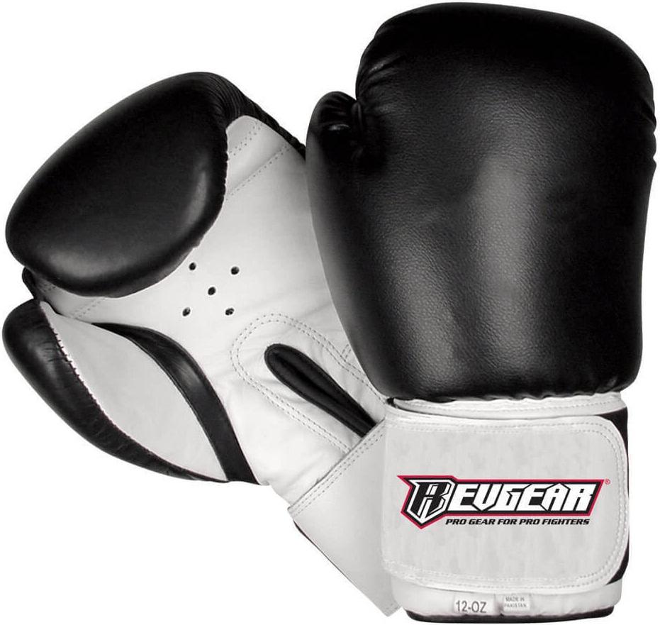 Купить Детские перчатки Revgear Boxing Gloves For Kids, 5982_bk_wh