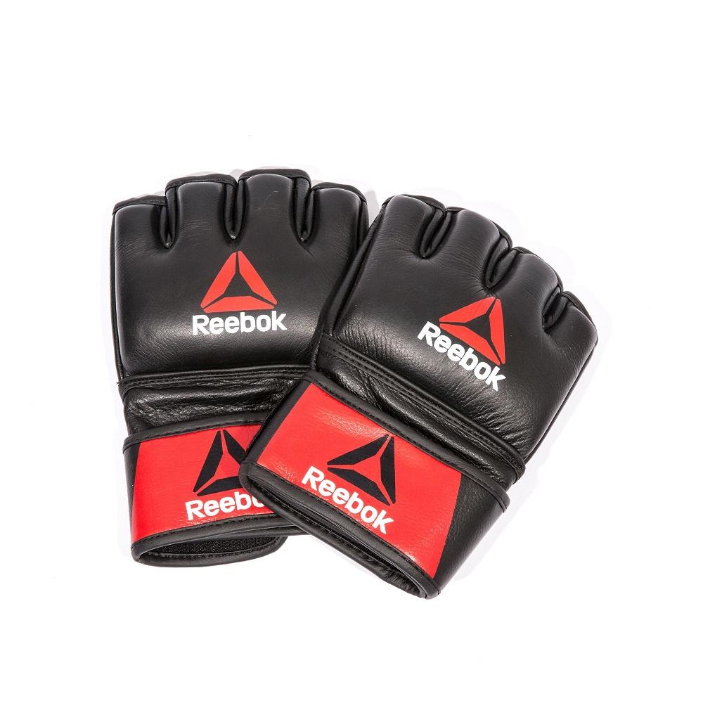 Купить Перчатки для ММА UFC/Reebok COMBAT Уценка (XL), 5565_bk_rd