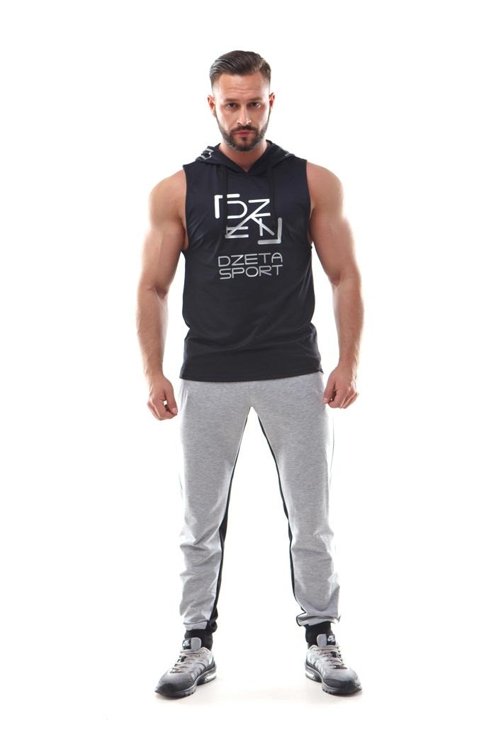 Купить Штаны Dzeta 0801 Grey/Black, 6566_gy_bk