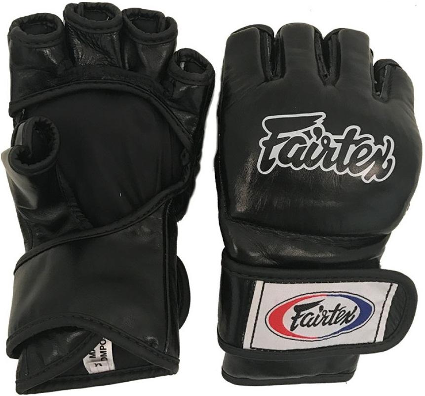 Купить Перчатки MMA Fairtex Gloves FGV13 Solid Black&, 5073_bk