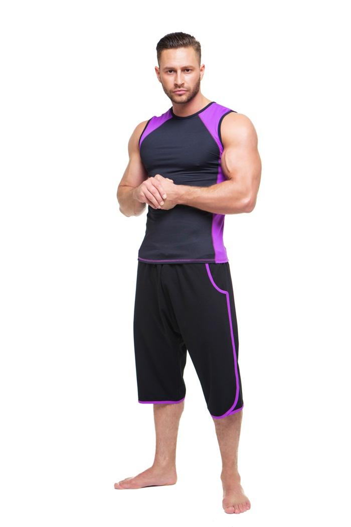 Купить Майка Dzeta MT 12 Black/Purple, 6578_bk_pr